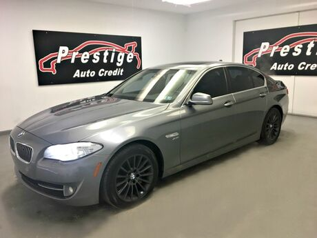 2012 BMW 5 Series 535i xDrive Akron OH