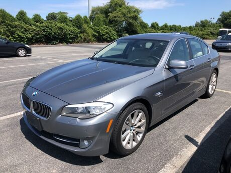 2012 BMW 5 Series 535i xDrive East Windsor CT