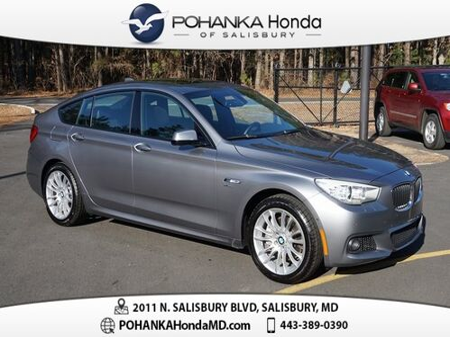 2012_BMW_5 Series_535i xDrive Gran Turismo_ Salisbury MD