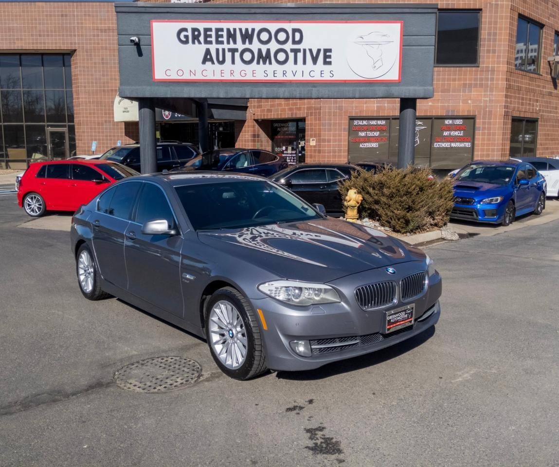 2012 BMW 5 Series 535i xDrive Greenwood Village CO