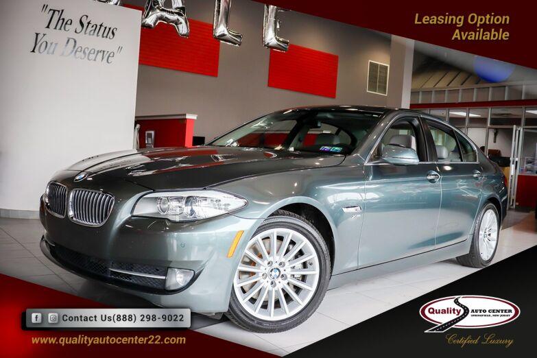 2012 BMW 5 Series 535i xDrive Premium and Technology Pkg Springfield NJ
