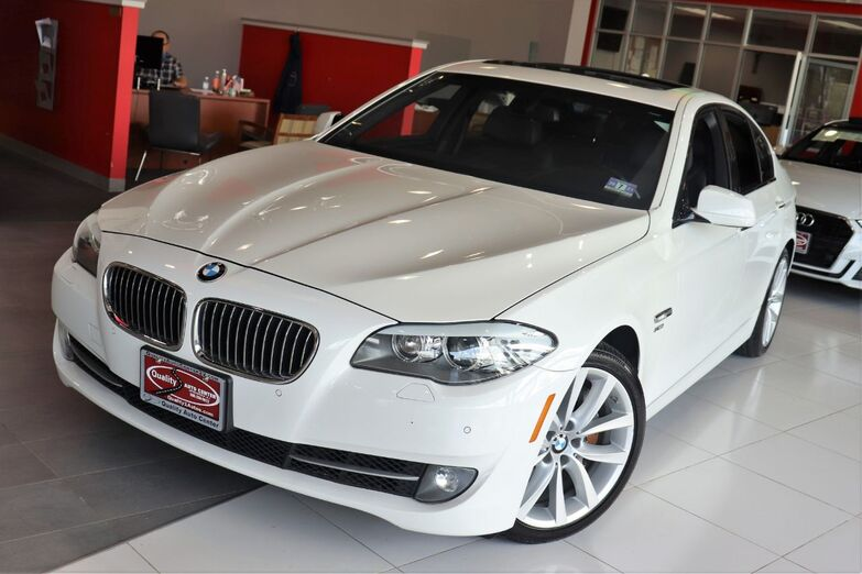 2012 BMW 5 Series 535i xDrive Springfield NJ