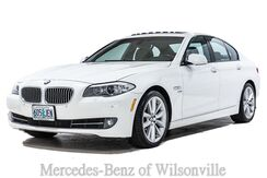 2012_BMW_5 Series_535i xDrive_ Portland OR
