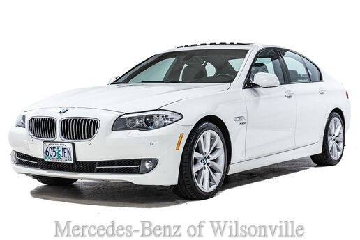 2012 BMW 5 Series 535i xDrive Portland OR