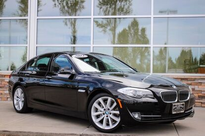 2012_BMW_5 Series_535i_ Seattle WA