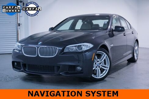2012_BMW_5 Series_550i_ Gainesville GA