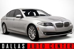 2012_BMW_5-Series_550i_ Carrollton TX