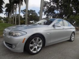 2012_BMW_5 Series_550i_ Hollywood FL