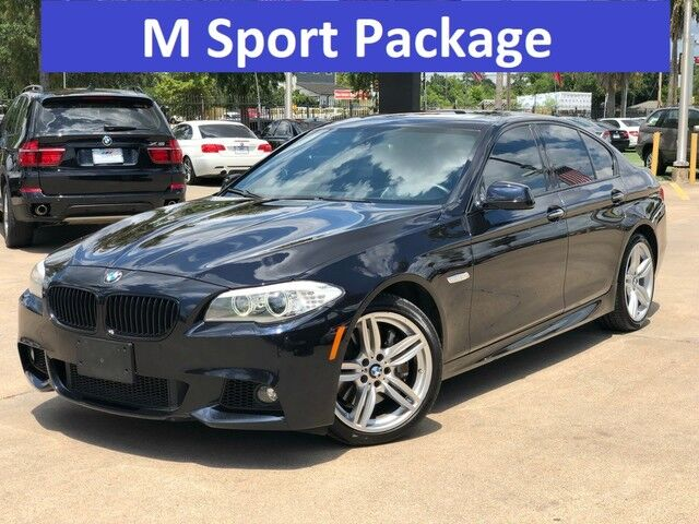 2012_BMW_5 Series_550i_ Houston TX