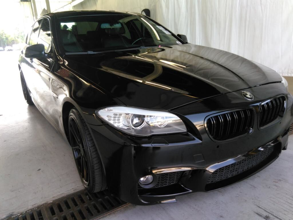 2012 BMW 5 Series 550i xDrive M sport PKG Dallas TX