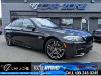 2012 BMW 5 Series 550i xDrive MPACKAGE JUST INSPECTED