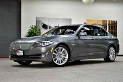 BMW 5 Series 550i xDrive Sport 2012