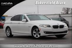 2012_BMW_5 Series_Sedan_ Bakersfield CA