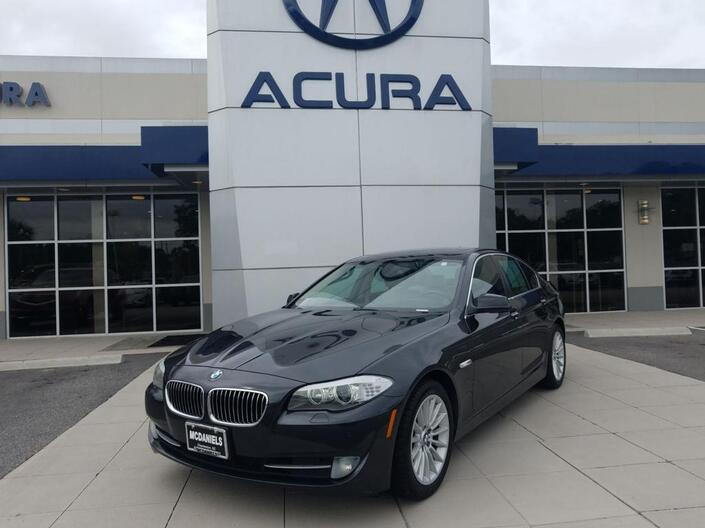 2012 BMW 5 series 535i Columbia SC