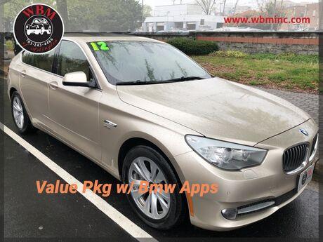 2012 BMW 535i Gran Turismo xDrive Arlington VA