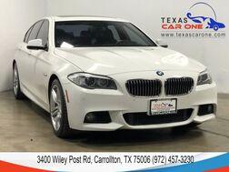 2012_BMW_535i_M SPORT PKG PREMIUM PKG NAVIGATION SUNROOF LEATHER REAR CAMERA KEYLESS START_ Carrollton TX