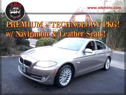2012_BMW_535i xDrive_Sedan_ Arlington VA