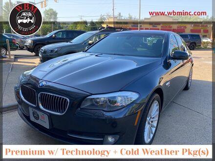 2012_BMW_535i xDrive_w/ Premium Package_ Arlington VA