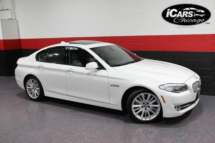 2012 BMW 550i Sport 4dr Sedan Chicago IL