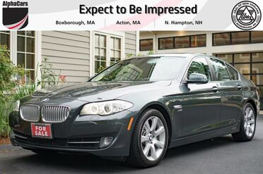 2012_BMW_550i_xDrive_ Boxborough MA