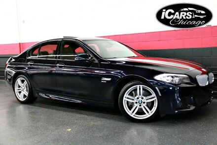 2012_BMW_550i xDrive M Sport_4dr Sedan_ Chicago IL