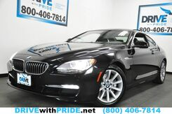 2012_BMW_6 Series_640I LUXURY 45K 1 OWN FACT WRNTY NAV REAR CAM AC SEATS SENSORS_ Houston TX