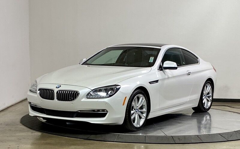 2012_BMW_6 Series_640i_ Costa Mesa CA