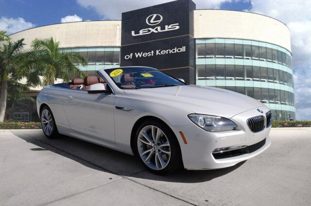2012_BMW_6 Series_640i_ Miami FL