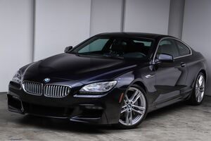 2012_BMW_6 Series_650i_ Akron OH