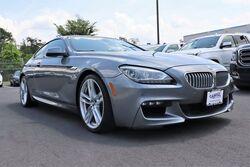 BMW 6 Series 650i 2012