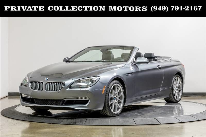 2012_BMW_6 Series_650i_ Costa Mesa CA