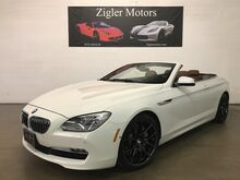 2012_BMW_6 Series_650i Sport Convertible Night Vision Driver Assist Lux seating_ Addison TX