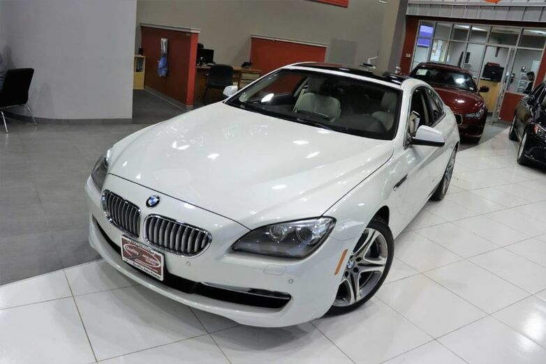 2012 BMW 6 Series 650i Springfield NJ