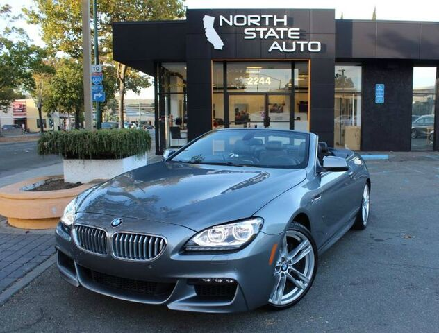 2012_BMW_6 Series_650i_ Walnut Creek CA