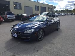 2012_BMW_6 Series_650i xDrive Convertible_ Cleveland OH
