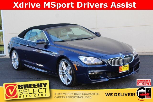 2012 BMW 6 Series 650i xDrive Vienna VA
