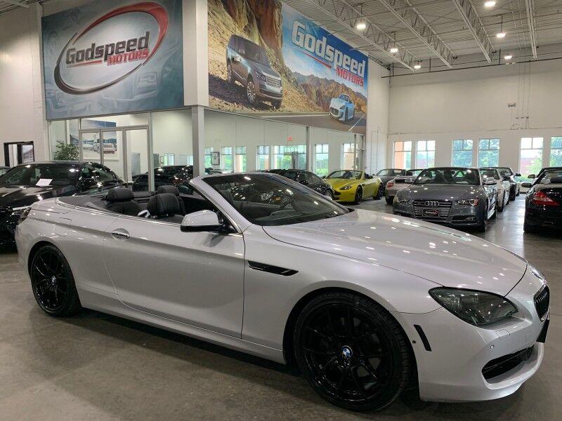 2012 BMW 650i 106k MSRP Charlotte NC