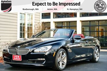 2012_BMW_650i_xDrive Convertible_ Boxborough MA