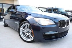 BMW 7 Series 740Li, 2 OWNERS,TEXAS CAR,M-SPORT PKG! 2012