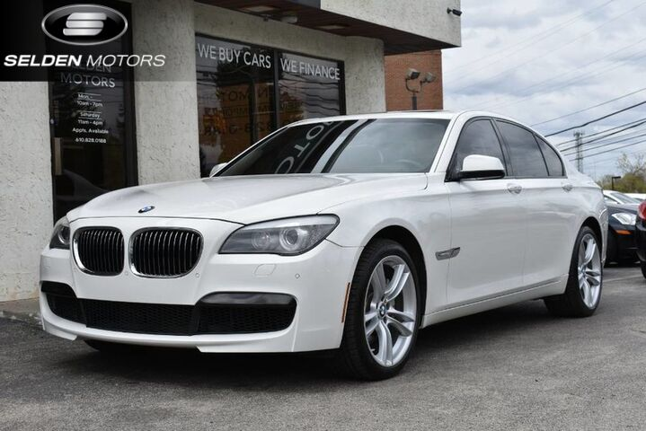 2012_BMW_7 Series_740i_ Conshohocken PA