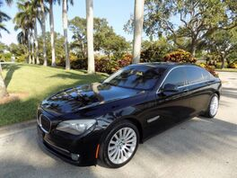 2012_BMW_7 Series_750Li_ Dania Beach FL