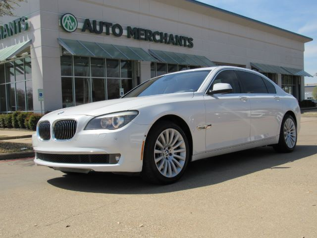 2012 BMW 7-Series 750Li ***Driver Assistance Package, Luxury Seating Package ***  4.8L 8CYL AUTOMATIC, LEATHER SEATS Plano TX