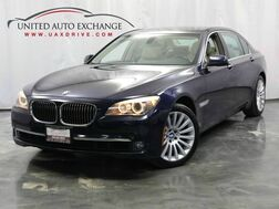 2012_BMW_7 Series_750Li xDrive / 4.4L 400hp V8 Engine / AWD / Navigation / Sunroof_ Addison IL