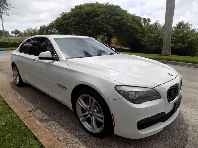 2012 BMW 7 Series 750Li xDrive