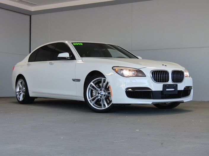 2012 BMW 7 Series 750Li xDrive Kansas City KS