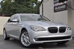 BMW 7 Series 750Li xDrive/Premium Package w/ Comfort Access/Executive Package w/ Soft Close Doors/Driver Assistance Plus Package w/ HUD, Surround View/Lighting Package/BMW Individual Wheels/Local Trade 2012