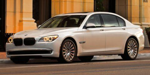 2012 BMW 7 Series 750i Miami FL
