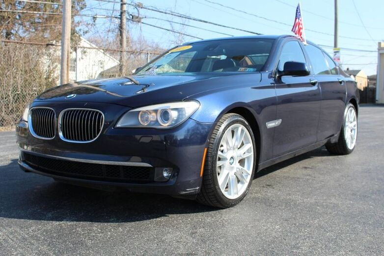2012 BMW 7 Series 750i xDrive New Castle DE