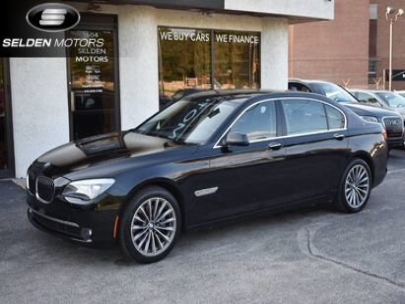 2012 BMW 740Li 740Li