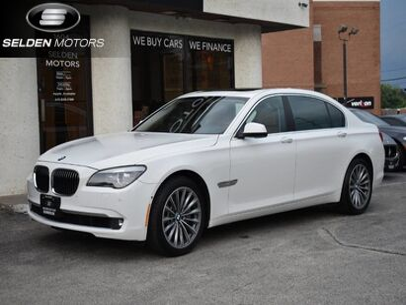 2012 BMW 750Li 750Li
